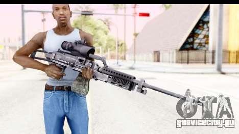 M240 FSK No Bipod для GTA San Andreas третий скриншот