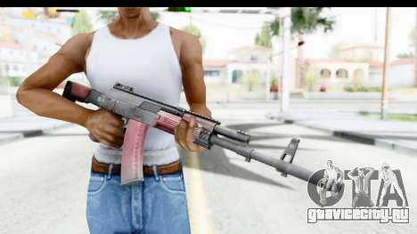 Kalashnikov AK-12 для GTA San Andreas третий скриншот