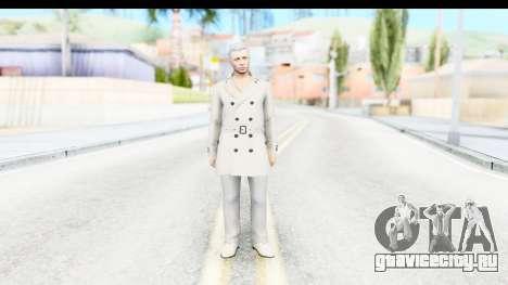 GTA 5 Ill Gotten-Gains DLC Male Skin для GTA San Andreas второй скриншот