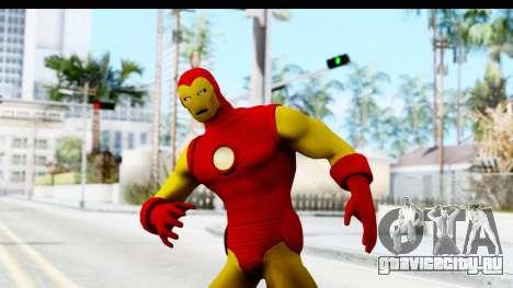 Marvel Heroes - Ironman для GTA San Andreas