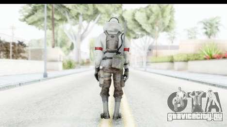 The Division Last Man Battalion - Leader для GTA San Andreas третий скриншот
