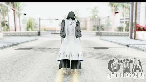 Bleach - Byakuya для GTA San Andreas третий скриншот