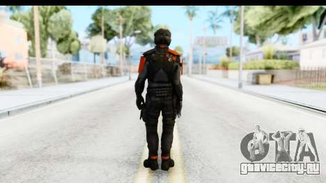 Homefront The Revolution - KPA v4 Black для GTA San Andreas третий скриншот