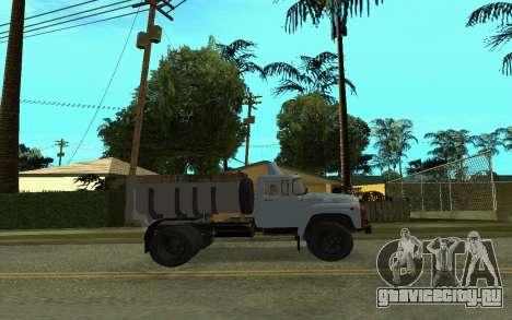 ЗиЛ-130 Армения для GTA San Andreas вид справа