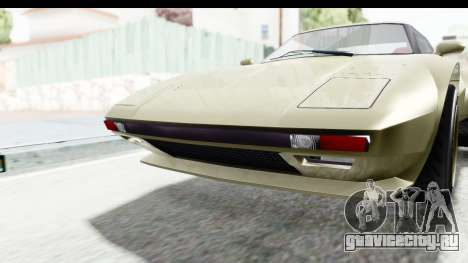 GTA 5 Lampadati Tropos Rallye IVF для GTA San Andreas вид сверху