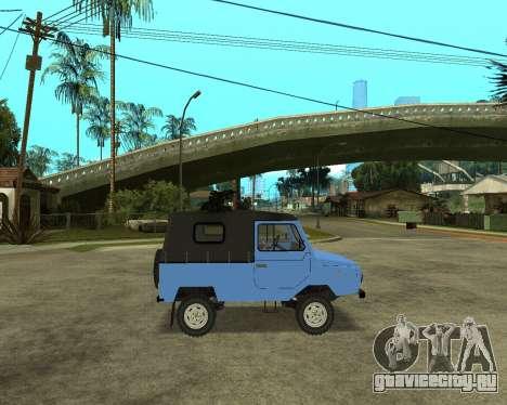 Luaz 969 Armenian для GTA San Andreas вид справа