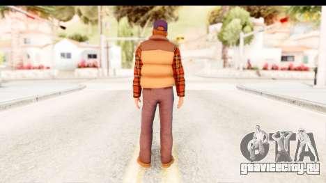 Silent Hill Homecoming - Travis для GTA San Andreas третий скриншот