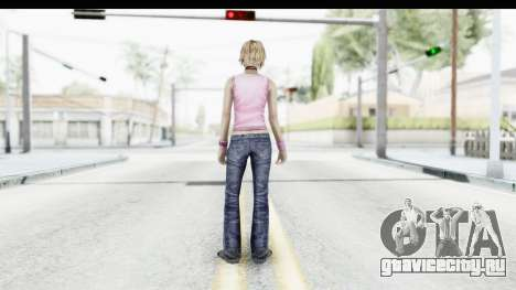 Silent Hill 3 - Heather Sporty Light Pink HK для GTA San Andreas третий скриншот