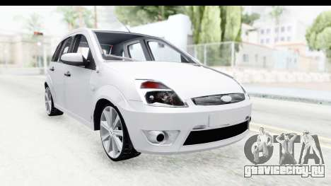 Ford Fiesta 2004 для GTA San Andreas вид справа