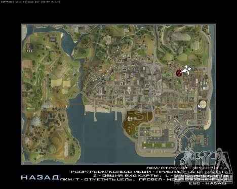 Armenian Jeferson для GTA San Andreas девятый скриншот