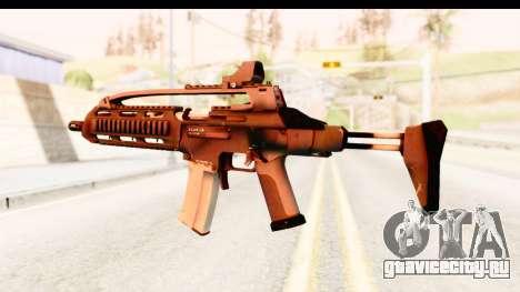 SCAR-LK для GTA San Andreas третий скриншот