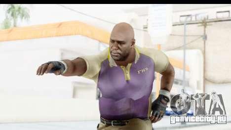 Left 4 Dead 2 - Coach для GTA San Andreas