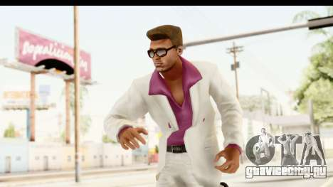 GTA Vice City - Lance Vance Remake для GTA San Andreas
