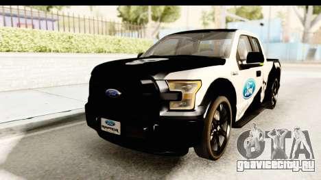 Ford F-150 Tuning для GTA San Andreas