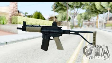 LR-300 Tan для GTA San Andreas второй скриншот