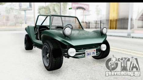 GTA 5 BF Bifta v2 SA Style для GTA San Andreas