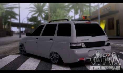 ВАЗ 2111 БПАН для GTA San Andreas вид слева