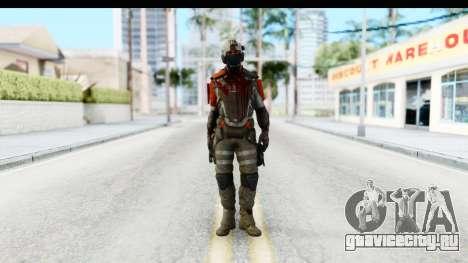 Homefront The Revolution - KPA v3 Dead для GTA San Andreas второй скриншот