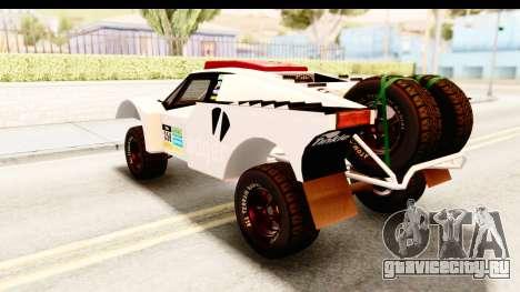 GTA 5 Desert Raid SA Lights для GTA San Andreas салон