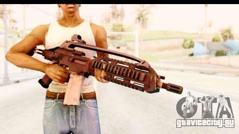 SCAR-LK для GTA San Andreas