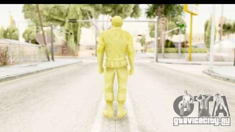 ArmyMen: Serge Heroes 2 - Man v5 для GTA San Andreas третий скриншот