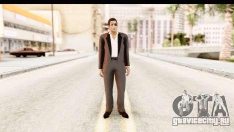 Yakuza 0 Goro Majima для GTA San Andreas второй скриншот