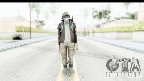 The Division Last Man Battalion - Engineer для GTA San Andreas второй скриншот