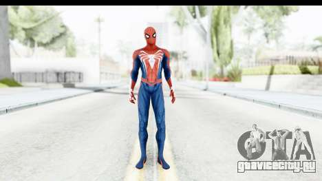 Spider-Man Insomniac v1 для GTA San Andreas второй скриншот