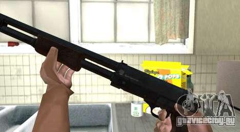 ТОЗ-194 из Insurgency для GTA San Andreas третий скриншот