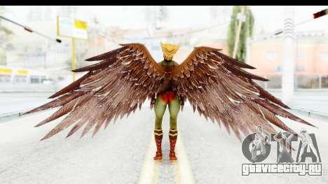 Injustice God Among Us - Hawk Girl для GTA San Andreas третий скриншот