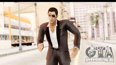 Yakuza 0 Goro Majima для GTA San Andreas