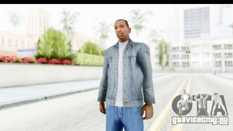 PABLO Denim Jacket для GTA San Andreas