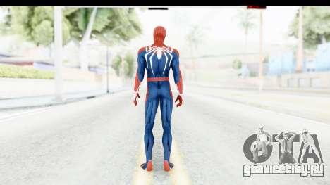 Spider-Man Insomniac v2 для GTA San Andreas третий скриншот
