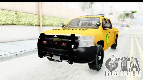 Chevrolet Silvedaro Basarnas для GTA San Andreas