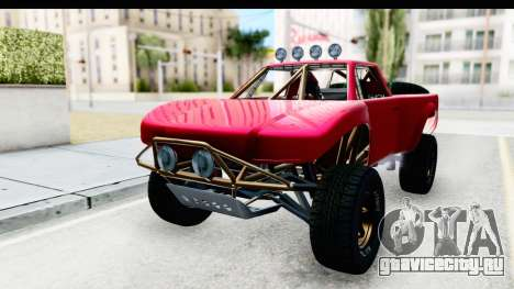 GTA 5 Trophy Truck SA Lights для GTA San Andreas