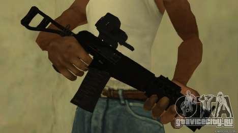 АС-ВАЛ Payday 2 для GTA San Andreas