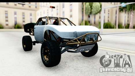 GTA 5 Trophy Truck SA Lights PJ для GTA San Andreas