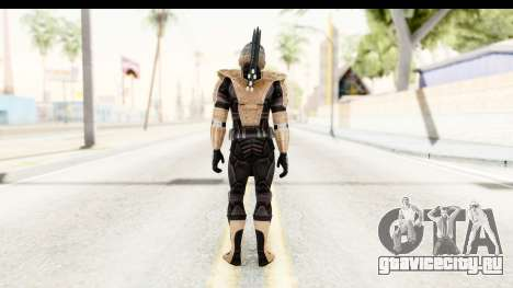 Cyber Tremor MK3 для GTA San Andreas третий скриншот