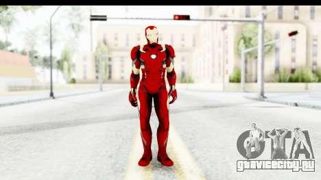 Marvel Heroes - Ironman Mk46 для GTA San Andreas второй скриншот