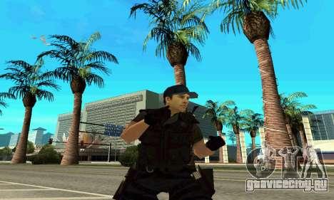Тренер SWAT для GTA San Andreas пятый скриншот