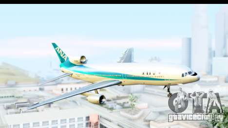 Lockheed L-1011-100 TriStar All Nippon Airways для GTA San Andreas