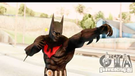 Batman Arkham City Batman Beyond для GTA San Andreas