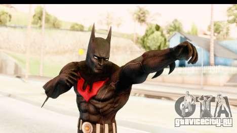 Batman Arkham City Batman Beyond для GTA San Andreas