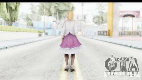 Tina Mashup from Dead Or Alive 5 для GTA San Andreas третий скриншот