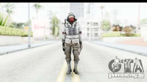 The Division Last Man Battalion - Leader для GTA San Andreas второй скриншот