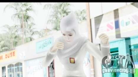 Muslim Girl для GTA San Andreas