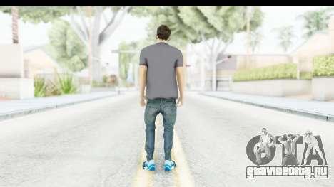 Lionel Messi Casual для GTA San Andreas третий скриншот