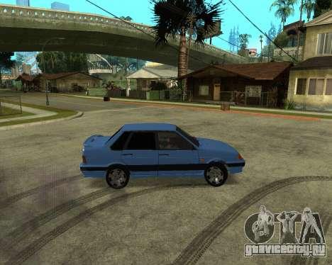 VAZ 21015 ARMENIAN для GTA San Andreas вид сбоку