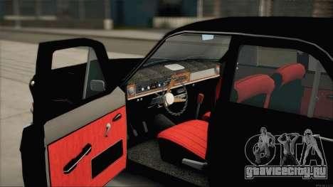 ГАЗ 24 Бояре для GTA San Andreas вид сзади