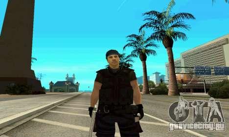 Тренер SWAT для GTA San Andreas четвёртый скриншот